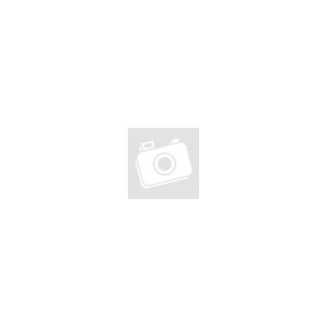 Kemény Falú Bőrönd 52x37x21cm Fekete Szin