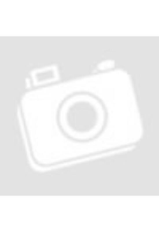 4 Kerekes Merev Falú Közepes Bőrönd Kék Szín 66x45x25 Cm